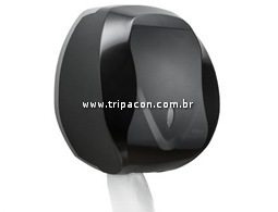 dispenser papel higiênico rolão premisse dark